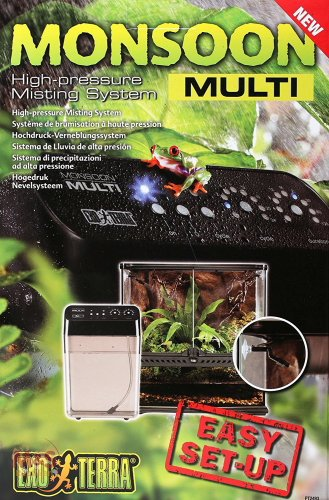Exo Terra Monsoon Multi High-Pressure Misting System