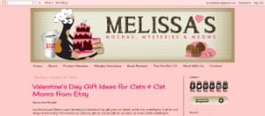 Melissa's Mochas Mysteries & Meows