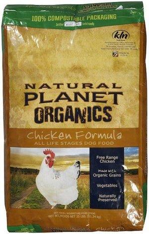Who Makes Newman Organic Dog Food