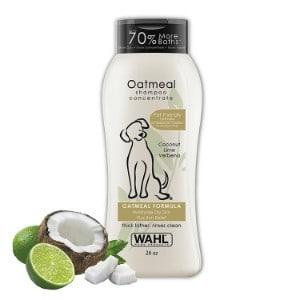 Wahl's Oatmeal Shampoo