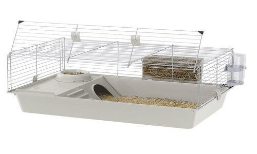 Ferplast Pig Cage Grey