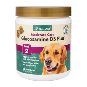 NaturVet Glucosamine DS Plus