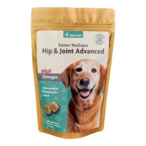 NaturVet Senior Wellness Hip & Joint Advanced