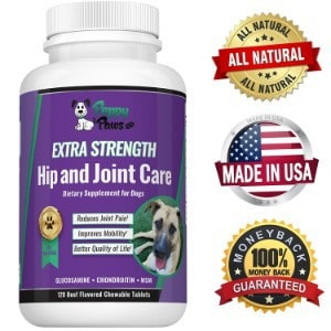 Peppy Paws Extra Strength Hip and Joint Care