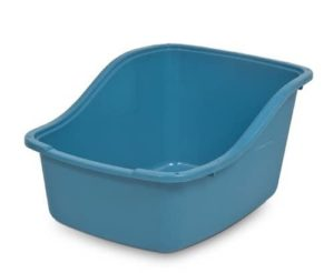Petmate Hi-Back Litter Pan