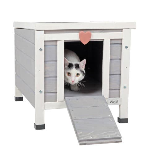 Petsfit Outdoor Cat Shelter