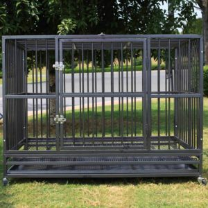 Sliverylake XXL Dog Cage Crate Kennel