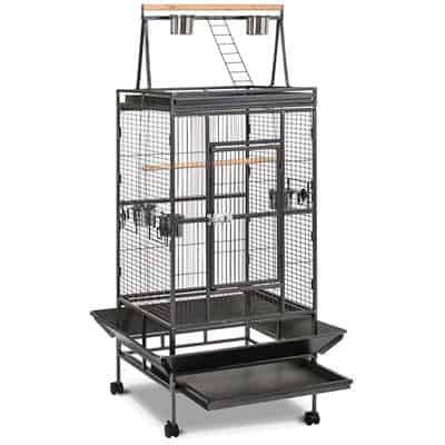 Best Choice Products New Large Play Top Bird Cage