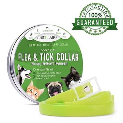 Chelabo Anti Flea & Tick Collar For Pets