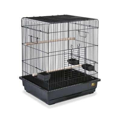 Prevue Pet Products Square Roof Parrot Cage