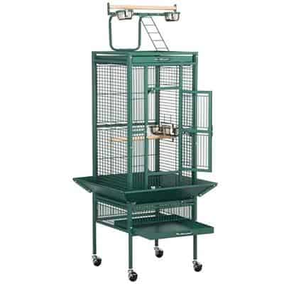 "Yaheetech 62"" Pet Bird Cage"