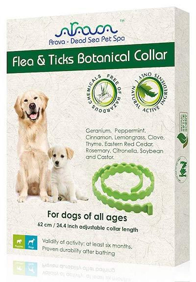 Arava Flea & Tick Prevention Collar