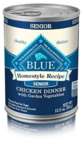 Blue Homestyle Recipe Senior Wet Dog Food