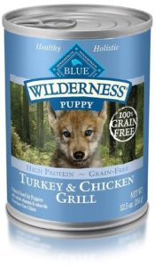 Blue Wilderness High Protein Grain Free Puppy Wet Dog Food