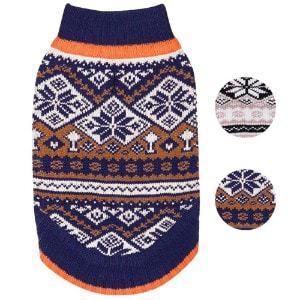 Blueberry Pet Dog Sweater