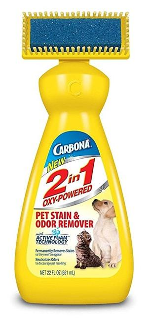 Carbona 2 in 1 Oxy-powered Pet Stain Remover