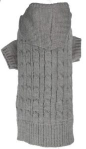 Classic Cable Sweater for Dogs