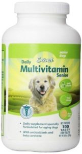 Excel 8-in-1 Daily Multivitamin for Seniors