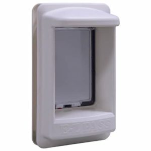 Ideal Pet Products E-Z Pass Electronic Pet Door-min