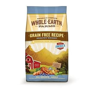 Merrick Whole Earth Farms Grain Free Healthy Weight Dry Dog Food
