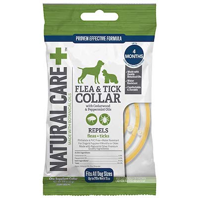 Natural Care Flea & Tick Collar
