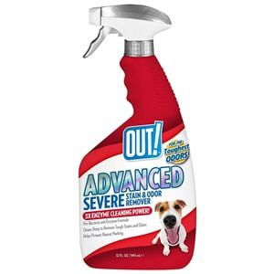 OUT! Advanced Severe Stain & Odor Remover