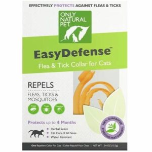 Only Natural Pet EasyDefense Flea and Tick Collar