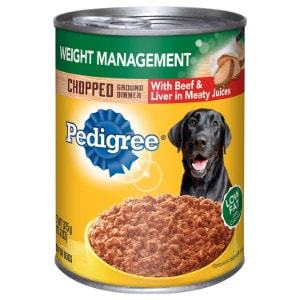 Pedigree Weight Management Adult Wet Dog Food