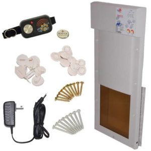 Power Pet Electronic Pet Door - Medium - PX-1-min