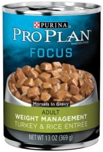 Purina Pro Plan Focus Weight Management Canned Dog Food