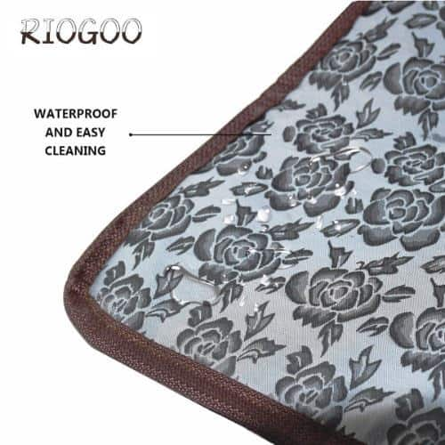 RIOGOO Dog Cat Electric Heating Pad