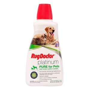 Rug Doctor Platinum Pure for Pets