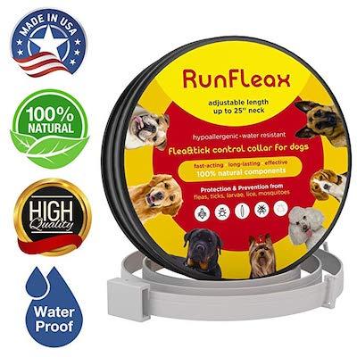 RunFleax Flea Collar for Dogs & Cats