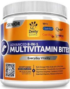 Senior Advanced Multivitamin for Dogs