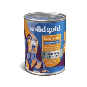 Solid Gold Weight Control Dog Food Fit & Fabulous Grain-Free Chicken