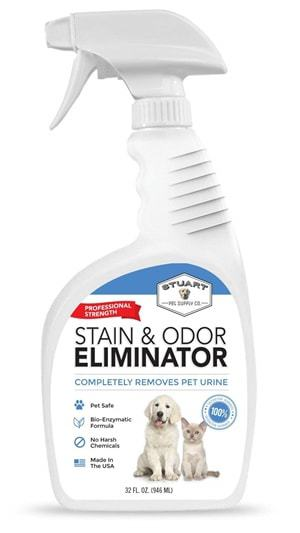 Stuart Pet Supply Co. Professional Strength Stain & Odor Eliminator