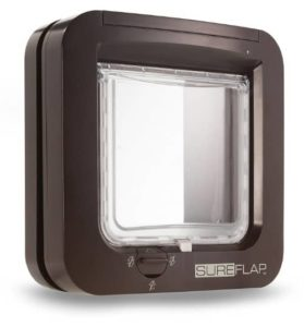 SureFlap Microchip Cat Door- Brown-min