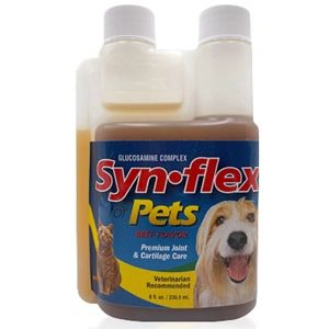 Synflex® Beef Flavored Liquid Glucosamine for Pets