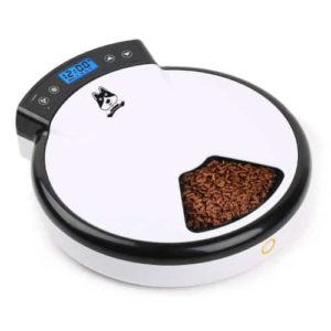 TD design automatic pet feeder