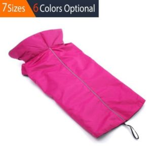 ThinkPet Outdoor Waterproof Reflective Dog Winter Jacket-min
