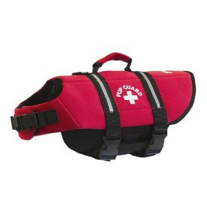 Travelin K9 Premium Neoprene Dog Life Jacket