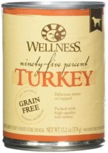 Wellness 95% Natural Wet Grain Free Canned Dog Food