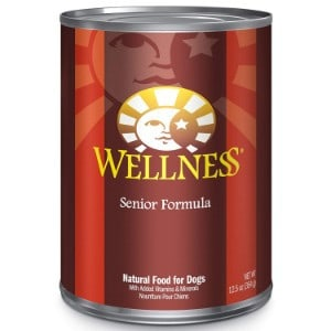 Wellness Complete Health Natural Wet Dog Food Senior Formula