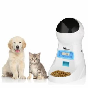 amzdeal automatic dog feeder