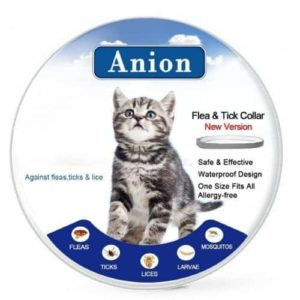 anion flea tick collar