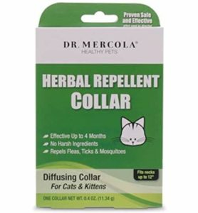 dr mercola herbal repellant collar