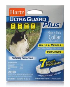 hartz ultraguard plus water resistant collar