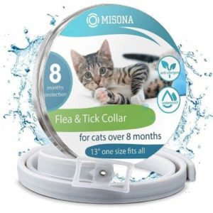 misona flea and tick prevention collar