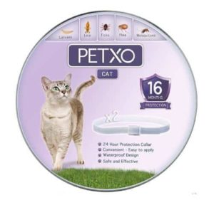petxo cat flea and tick collar