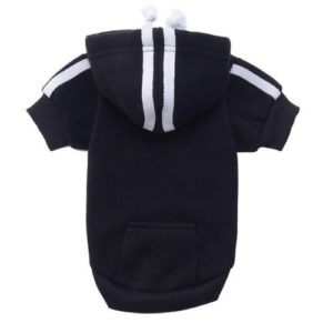 pupteck classic dog hoodie